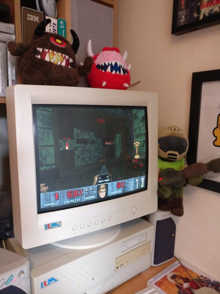 How To Run John Romero's SIGIL MegaWAD For DOOM On Original (486